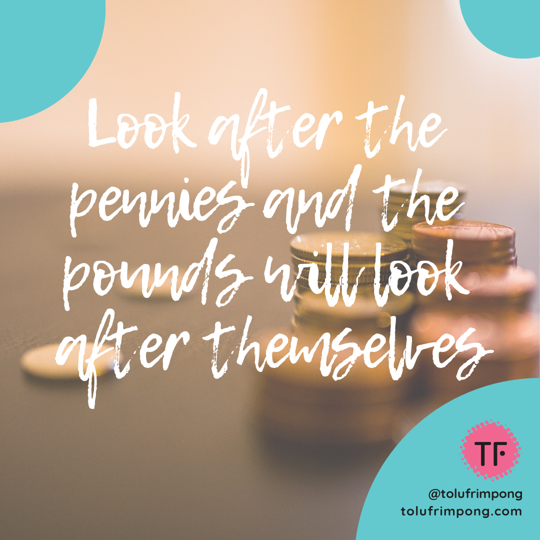 1p Money Saving Challenge – Save £667.95 In A Year. Look after the pennies and the pounds will look after themselves.