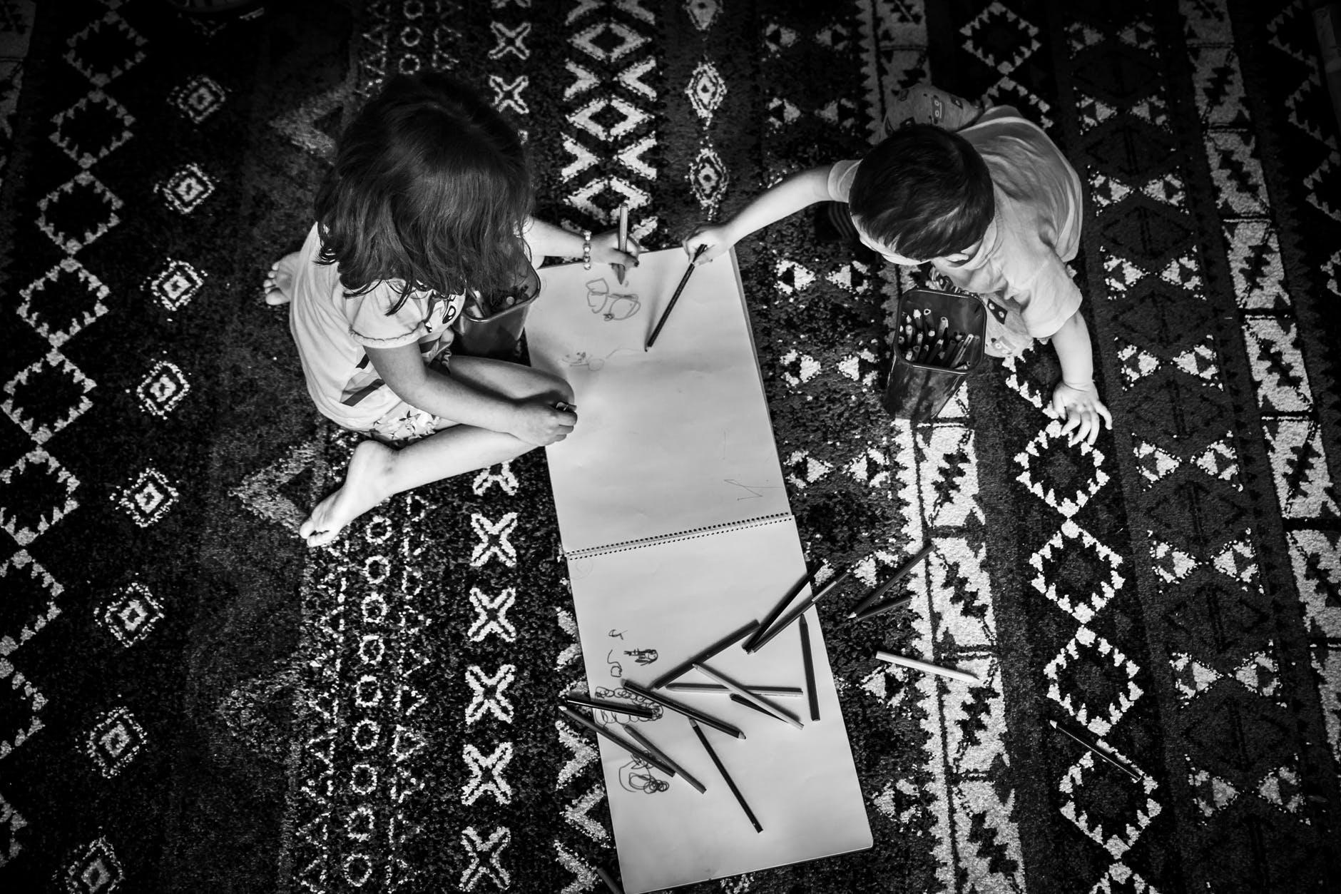 boy carpet child children