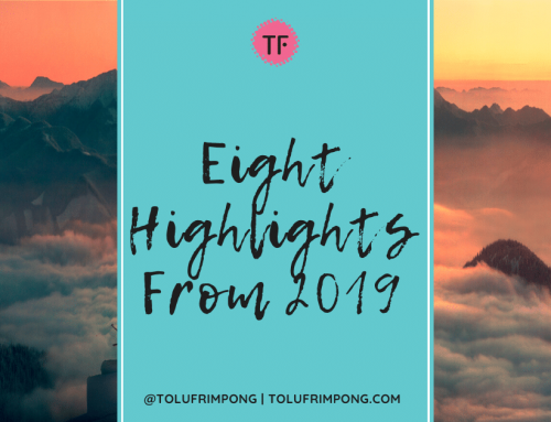 A Recap And Highlights From 2019