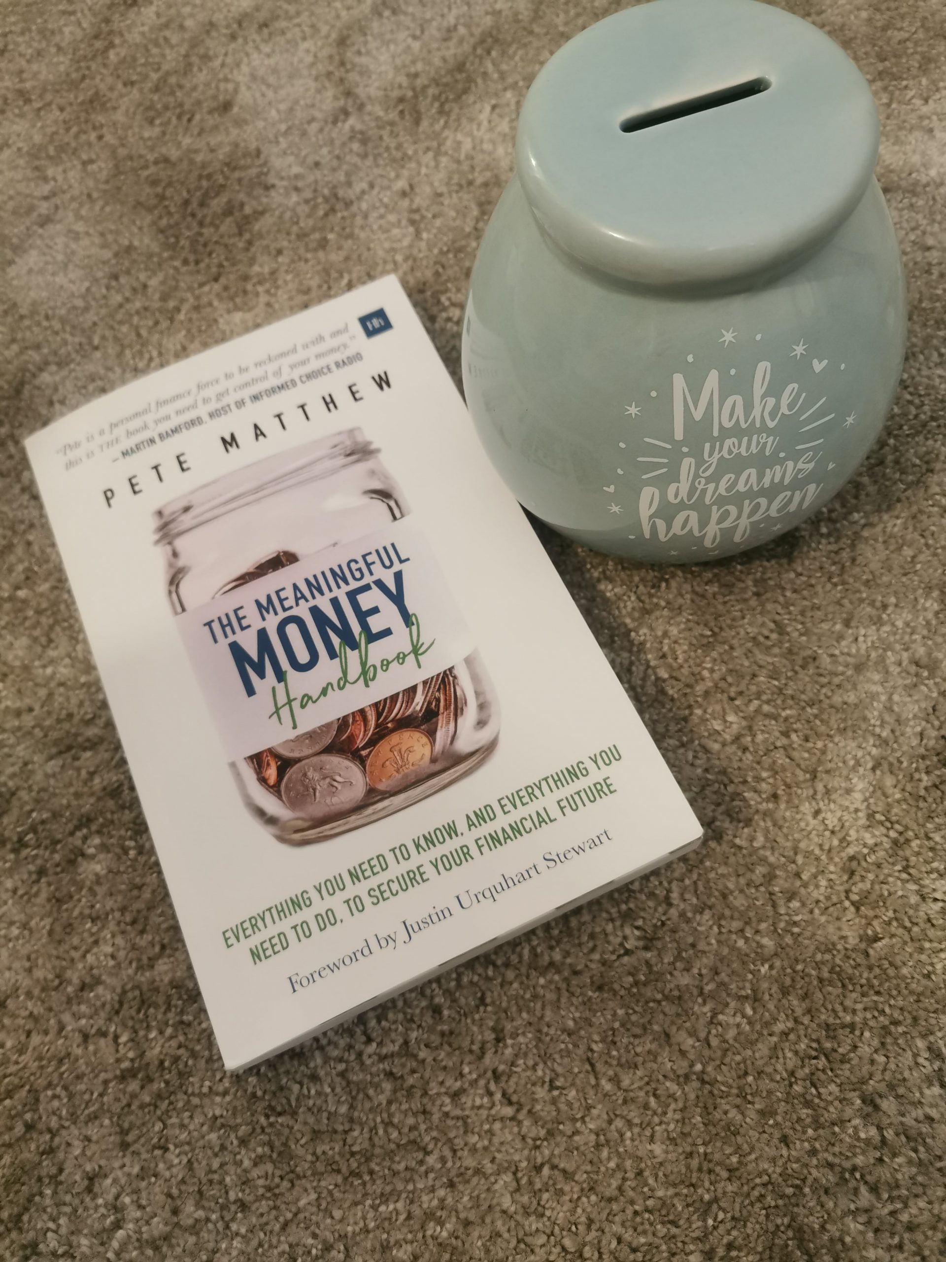 Book Review for The Meaningful Money Handbook by Tolu