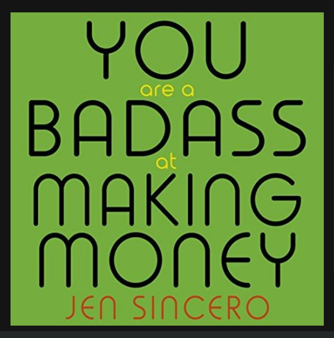 Cover - You are a badass at making money - book review summary - tolu frimpong