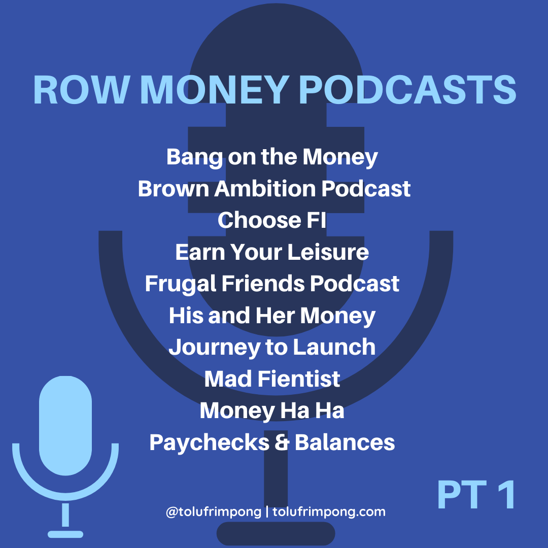 30 of the best money podcasts by tolu frimpong (3)