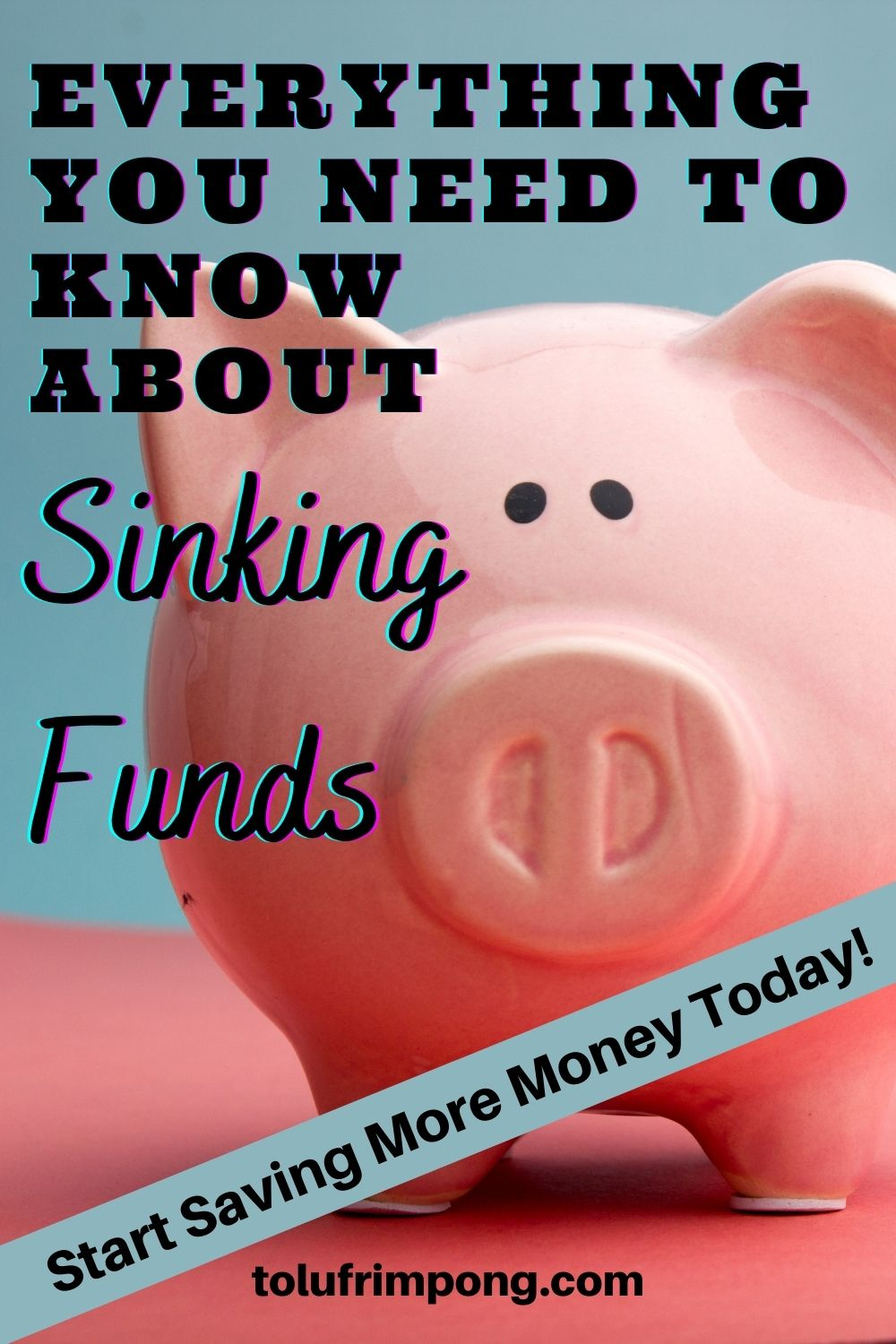 beginners guide to sinking funds everything you need to know