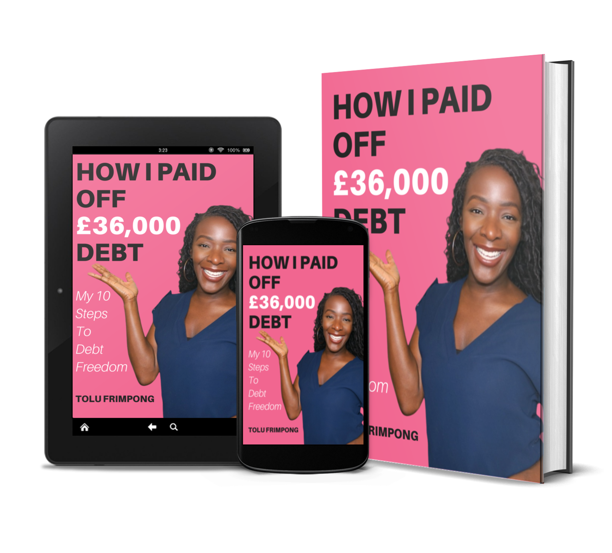 HOW I PAID OFF £36000 DEBT: MY 10 STEPS TO DEBT FREEDOM