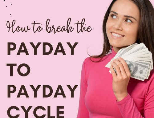 How To Stop Living Payday To Payday